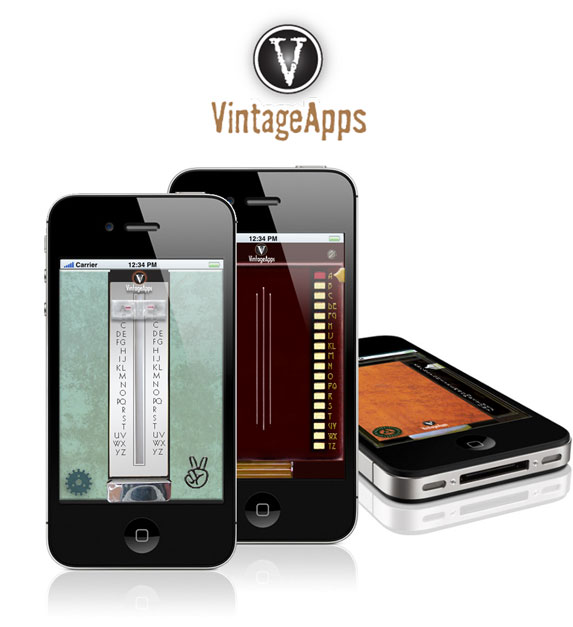 Vintage Apps by circle8media